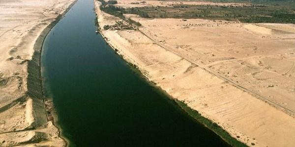 Mossa a sorpresa dell'Egitto che chiude il canale di Suez agli Stati Uniti d'America.