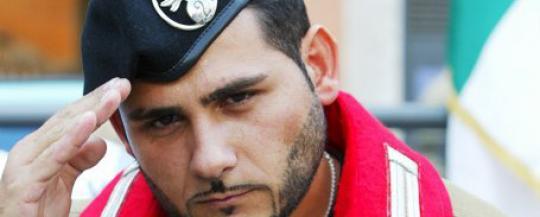 Maresciallo dell'esercito (Granatieri di Sardegna), ammalato per cause di servizio (uranio impoverito) viene lasciato senza cure.