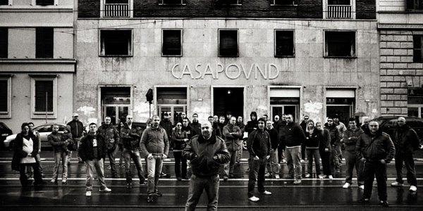 Primo appuntamento con i movimenti anti-casta, oggi sotto la lente di ingrandimento CasaPound Italia.