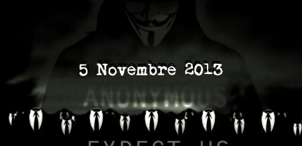 Comunicato Stampa Anonymous Italia.