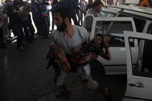 Massacro di Gaza 11