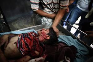 Massacro di Gaza 28