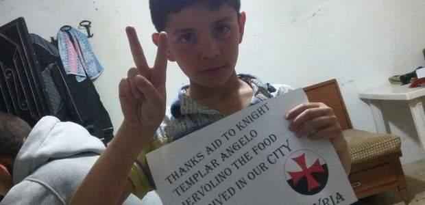 Siria, aiuti alimentari arrivati nella città di Madaya.