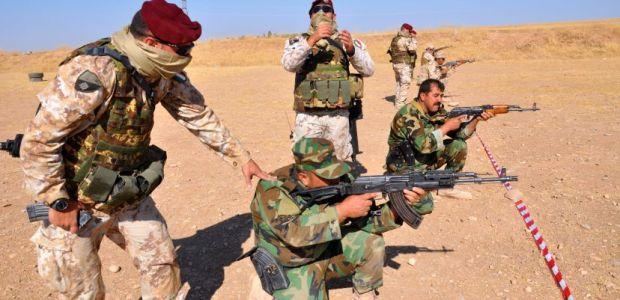 La Folgore in Iraq contro ISIS, l'Italia scende in campo.