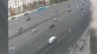 L'autista di Putin ucciso in uno scontro frontale, il video.