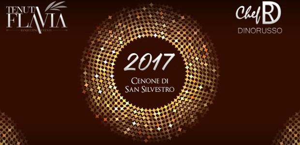 Tenuta Flavia, Cenone di San Silvestro 2017.
