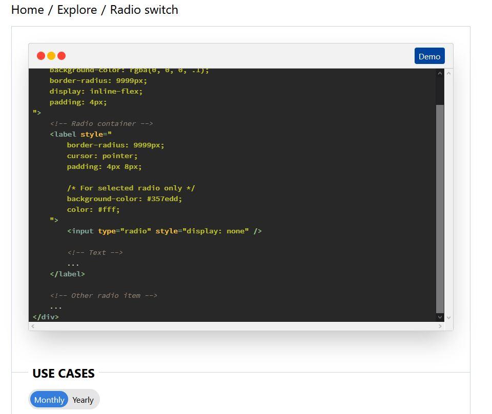 CSS layouts es una página que nos da toda la información y el código para implementar un patron CSS