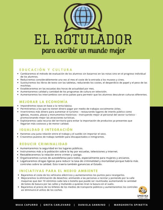 Actividades ELE para practicar el futuro en español