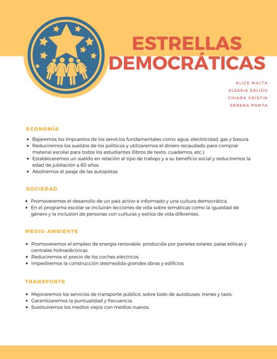 Actividad para practicar el futuro en español