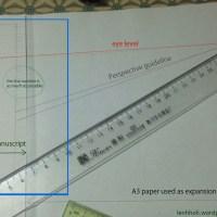 [Tutorial] Quick and Easy Perspective-Cách vẽ bg vừa nhanh vừa đúng