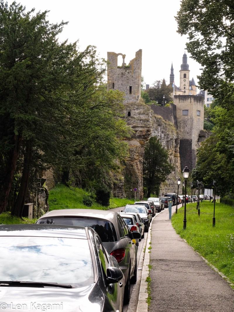 Old Bastion