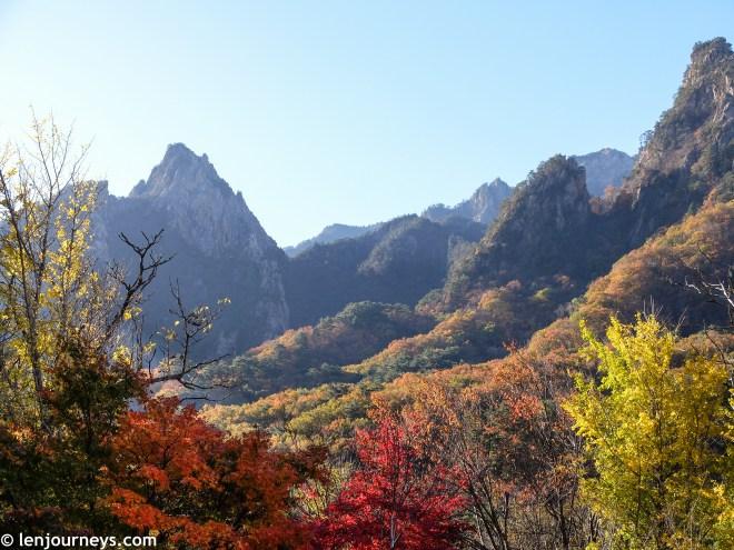 Seoraksan - A dreamlike landscape