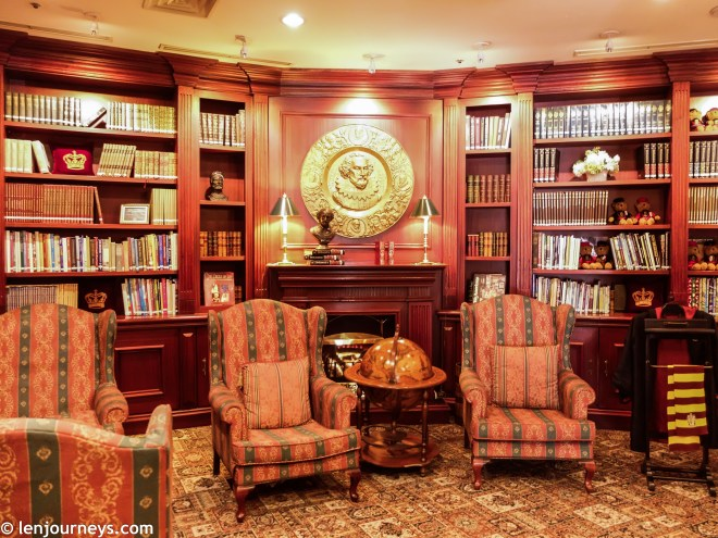 Old-style library