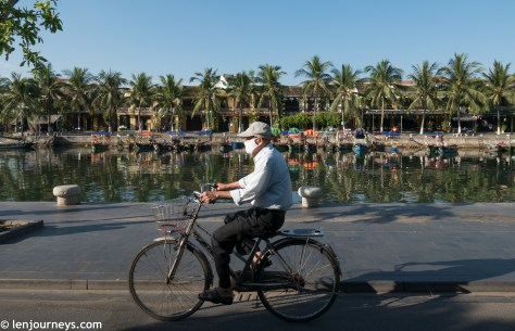 Hoi An during the pandemic