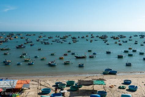 Phan Thiet Bay, South Central Coast
