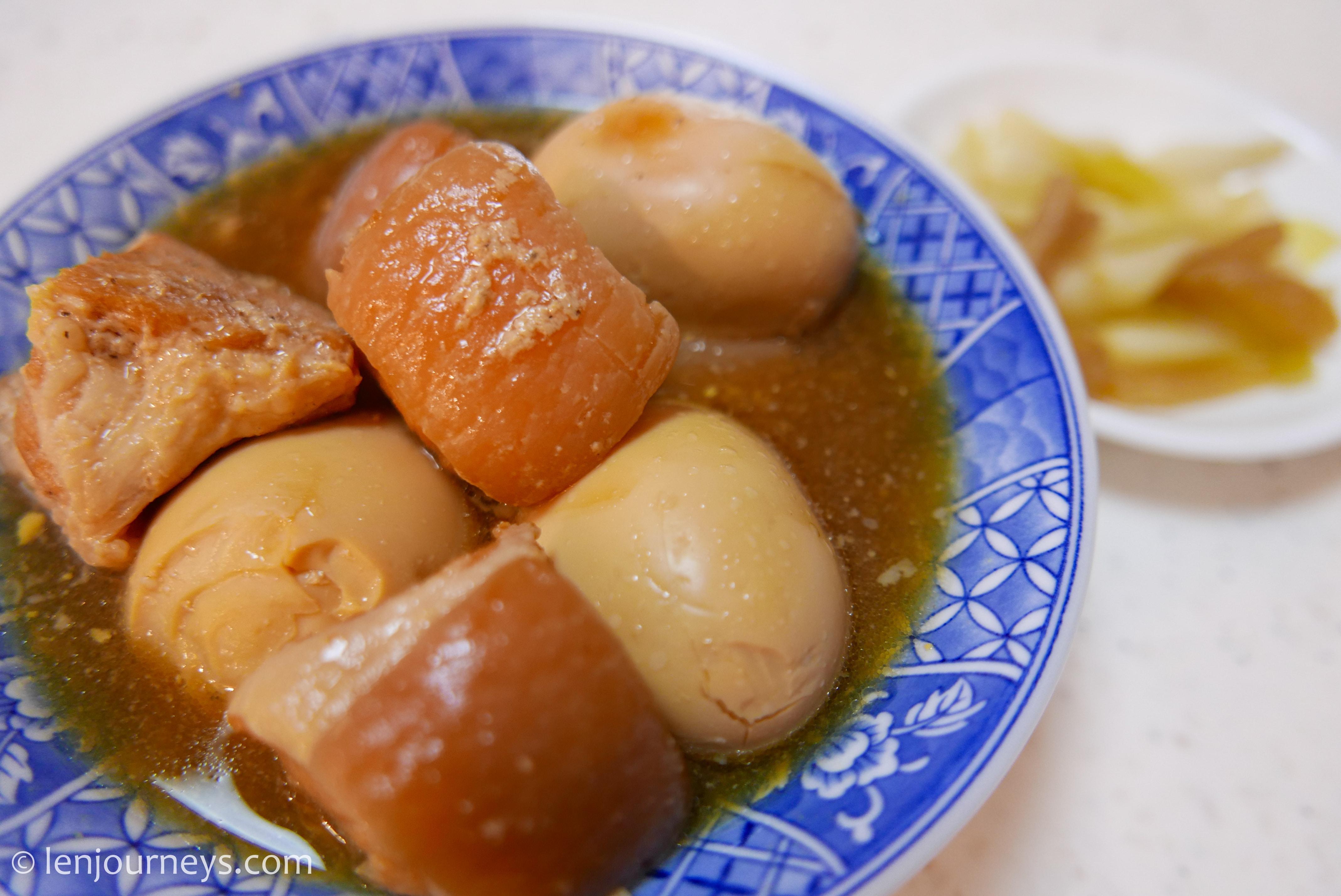 Caramelised braised pork belly, Southern Vietnamese cuisine