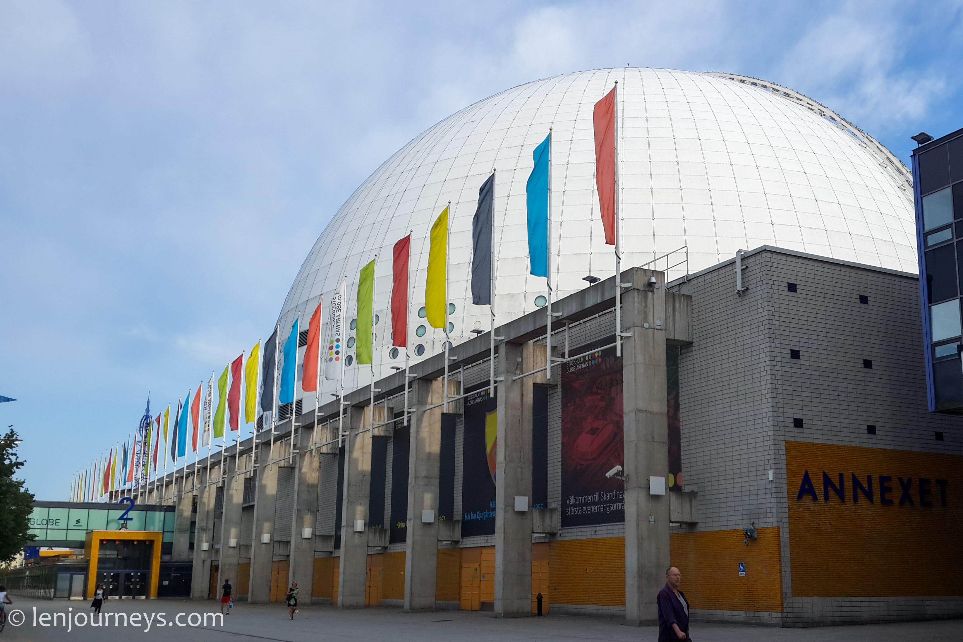 Avicii Dome, Stockholm