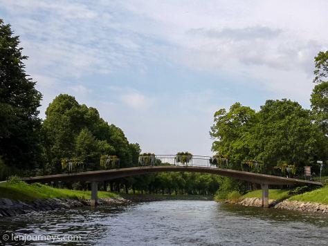 Djurgården - an oasis in the heart of Stockholm