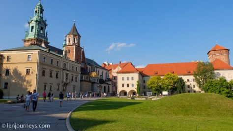 Wawel Castle, Cracow