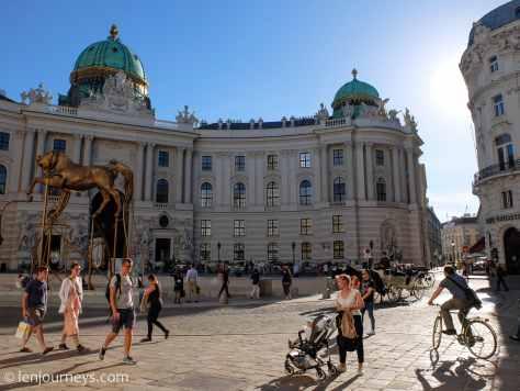 Hofburg Saint Michael Wing, Vienna