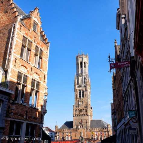 Béguinage (or Belfort), Bruges