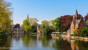 Bruges town