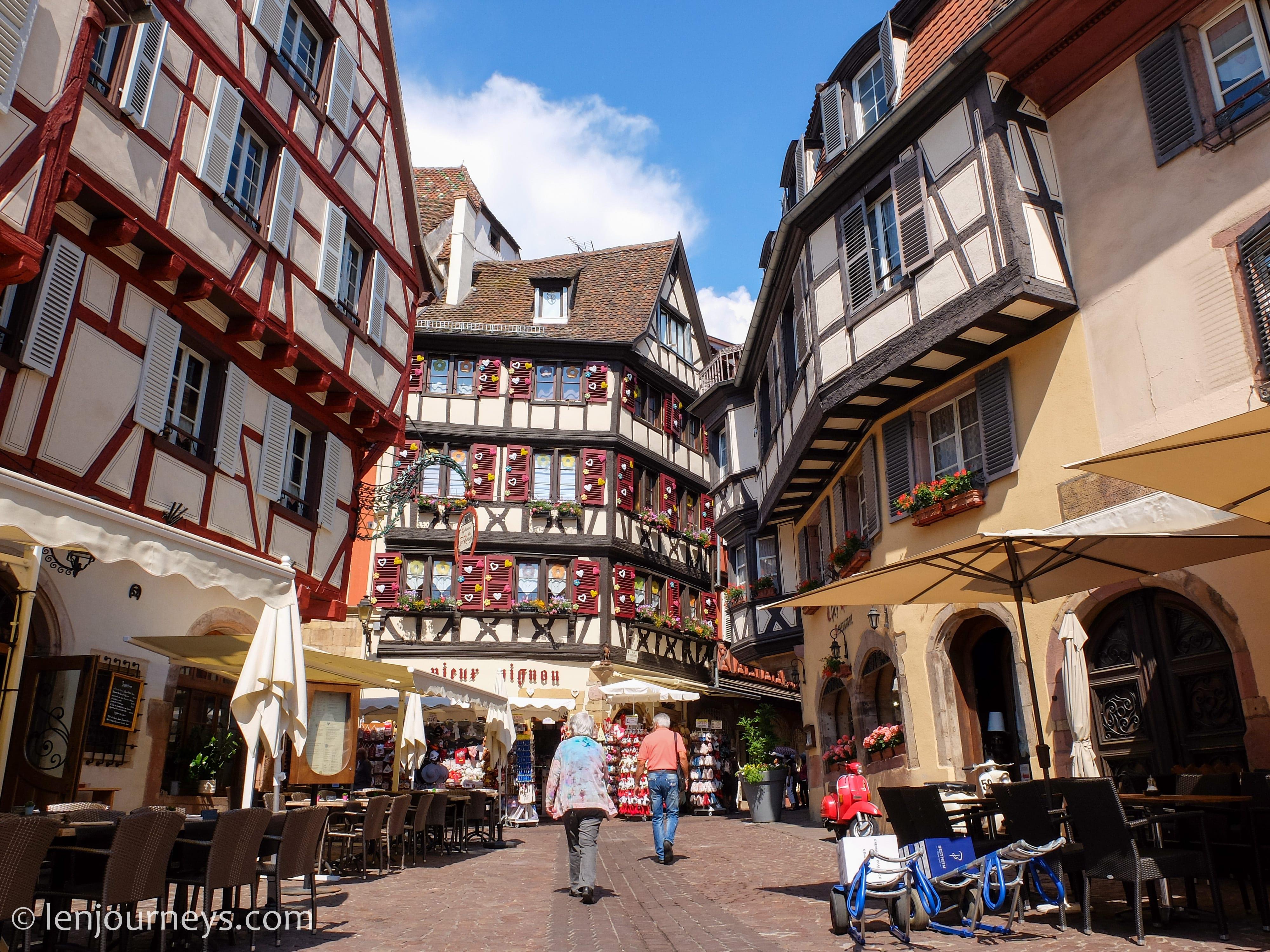Colmar townscape