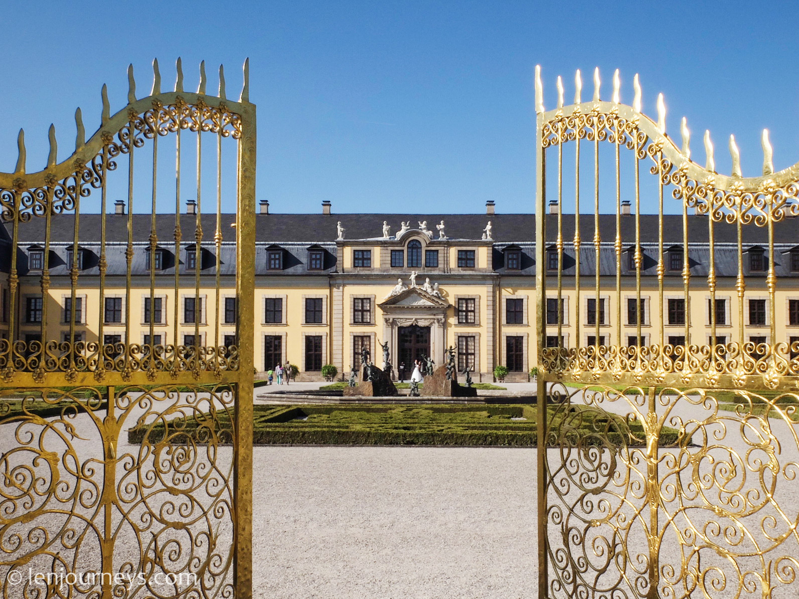 Palace in the Great Garden, Hanover