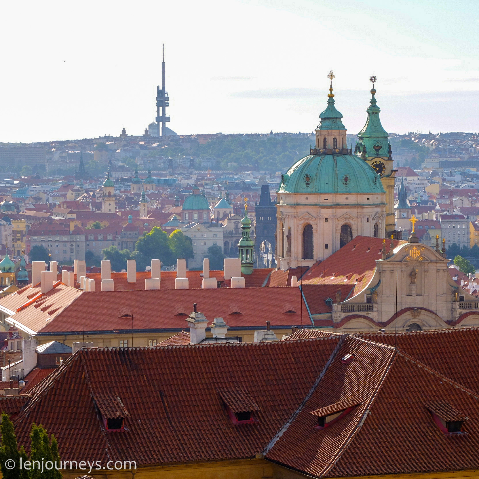 The City of Hundred Spires
