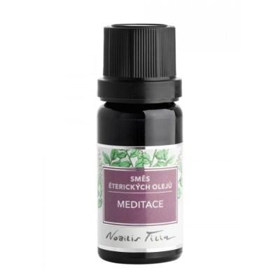 Směs éterických olejů Meditace 10ml Nobilis Tilia