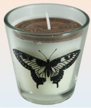 svíčka Motýl