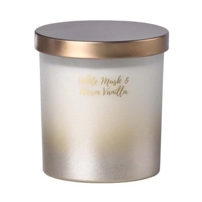 Emocio Vonná svíčka White Musk & Warm Vanilla