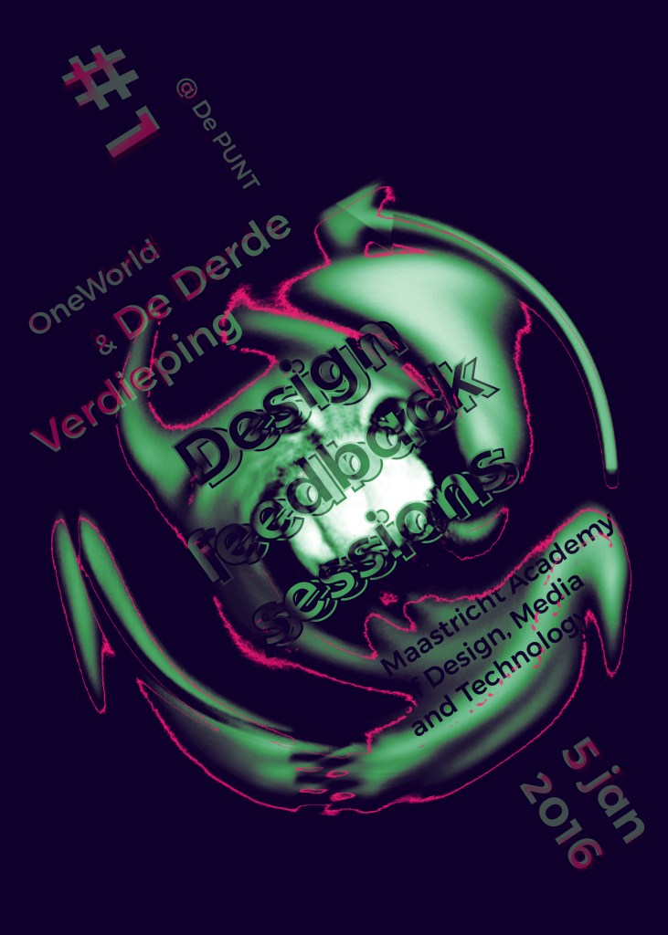 poster for DFS#1. design: Lenka Hamosova