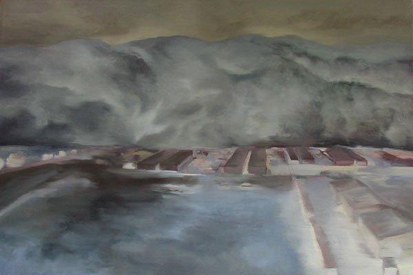 Sand Storm - AI Asad 2, 2006