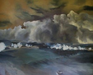 Sand Cloud - AI Asad Base 2, 2006