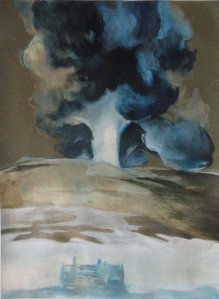 Eruption, 2008