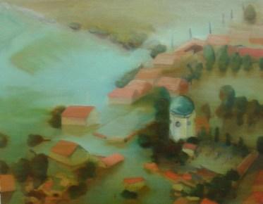 Church Yard, 2003