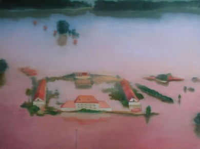 Pink Farmhouse, 2002