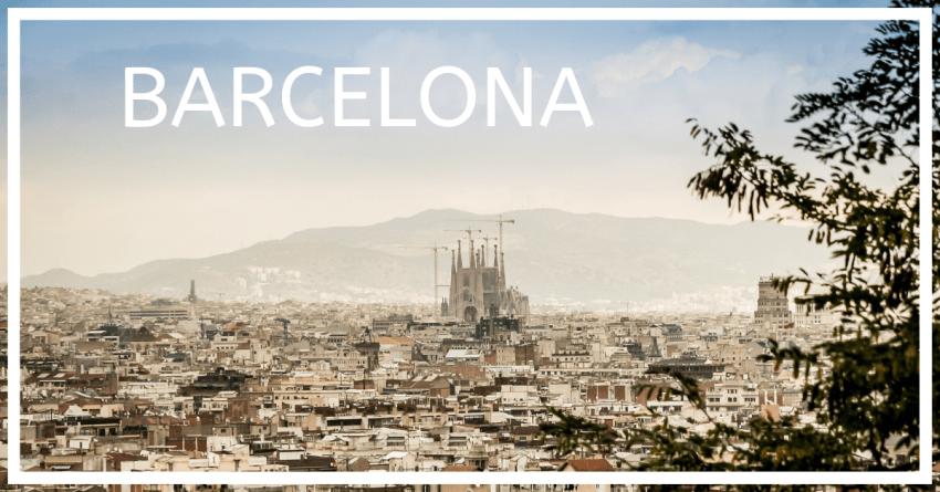 Cover Barcelona, Španielsko