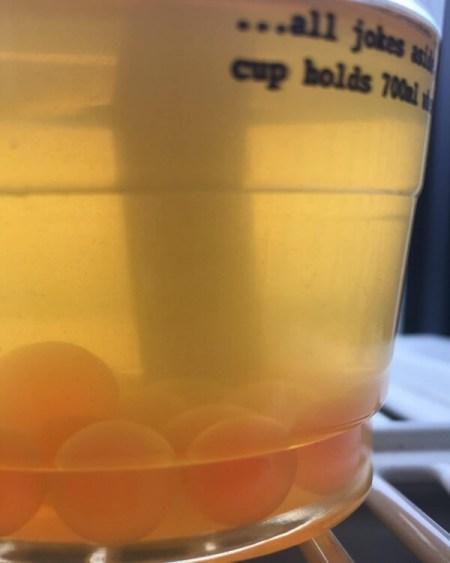 Bublinkový čaj