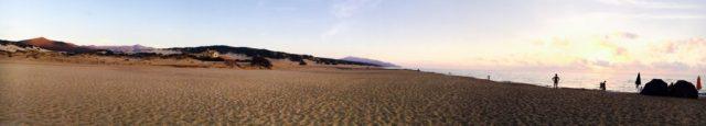 Piscinas, Sardínia, Taliansko, pláže Sardínie