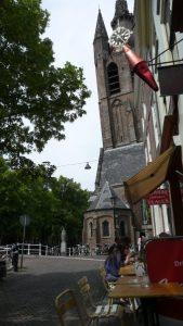 Oude Kerk, Delft, Holandsko