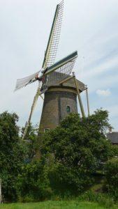 veterný mlyn, Holandsko