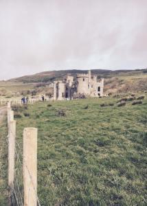 Clifden Castle, Írsko