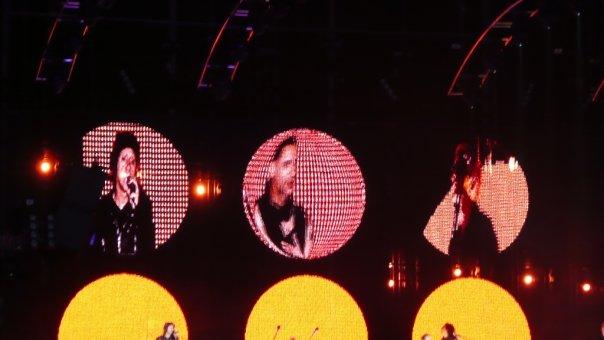 Depeche Mode, Tour of the Universe, Bratislava, 2009