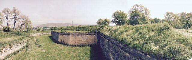 pevnosť, Niš, Srbsko