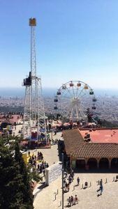 Tibidabo, Barcelona, Španielsko