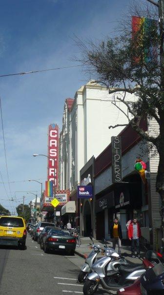 Castro District, San Francisco, Spojené Štáty Americké, USA