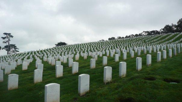 Cintorín, San Francisco, Spojené Štáty Americké, USA