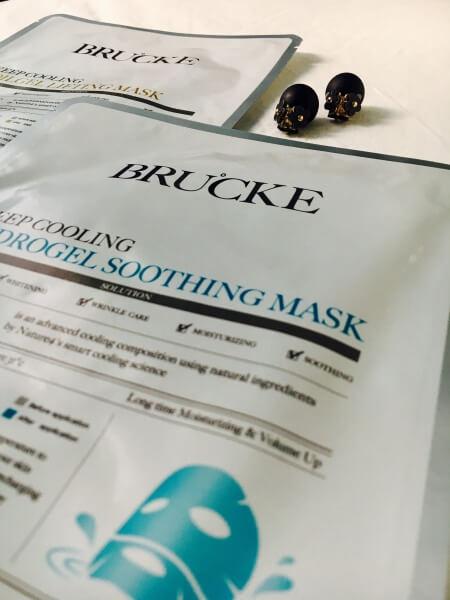 Brucke pleťové masky